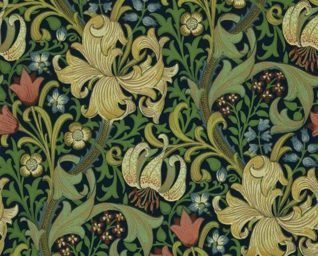 papier peint golden lily e1586694516725
